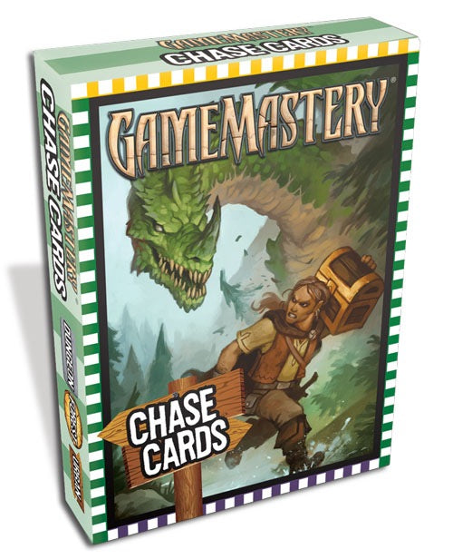 Pathfinder RPG: Chase Card Deck