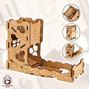 Dice Tower: Tech