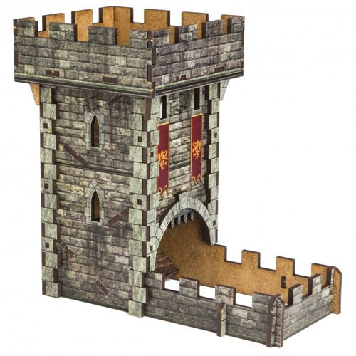 Dice Tower: Castle Color