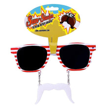 Load image into Gallery viewer, Stars and Stripes  Sun-Staches®
