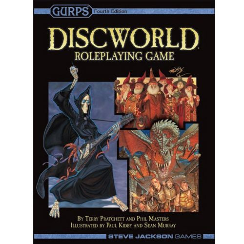 GURPS: Discworld RPG