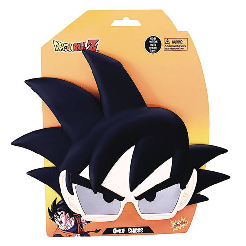Dragon Ball Z Goku Sun-Staches