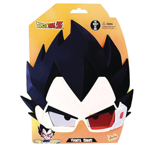 Dragon Ball Z Vegeta Sun-Staches