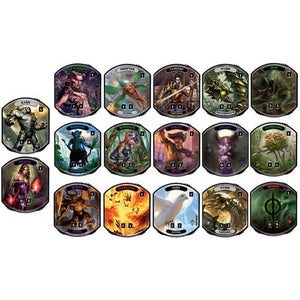 Magic the Gathering: Relic Tokens - Lineage Collection