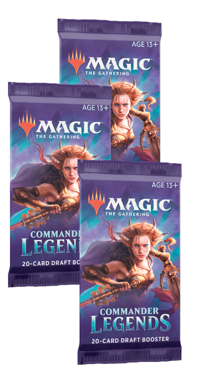 Commander Legends Take-Home Prerelease (Draft)