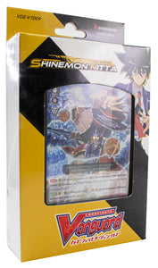 Cardfight!! Vanguard - Trial Deck V9 - Shinemon Nitta