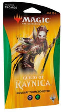 Load image into Gallery viewer, Magic the Gathering: Guilds of Ravnica - Theme Booster