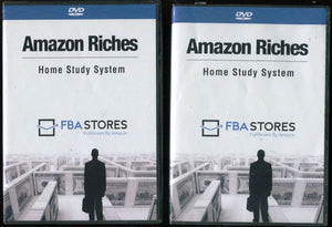Amazon Riches Home Study DvD Box Sets
