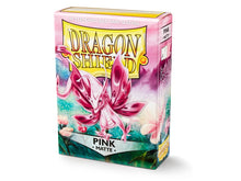 Load image into Gallery viewer, Dragon Shield Pink 'Calista' Matte Sleeves - 60 Standard Size