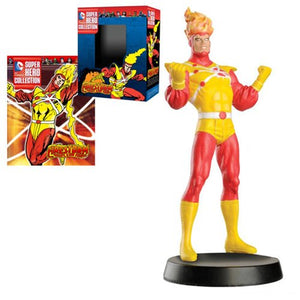 DC Superhero Firestorm Best of Figure with Magazine #25