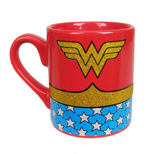 Wonder Woman 14 oz Coffee Mug