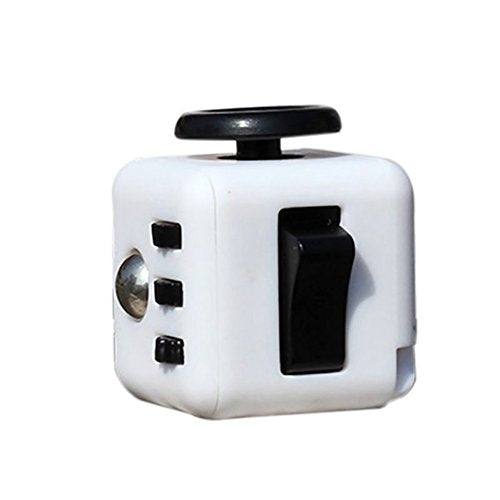 Mini Fidget Cube Key Chain