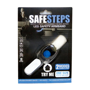 Safe Steps Arm Bands