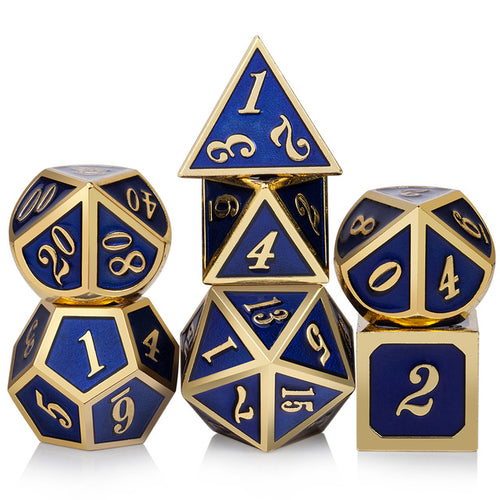 Metal Dice – Series 1: Dragon Eye
