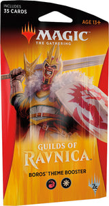 Magic the Gathering: Guilds of Ravnica - Theme Booster