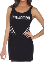 Load image into Gallery viewer, Catwoman Tank Dress