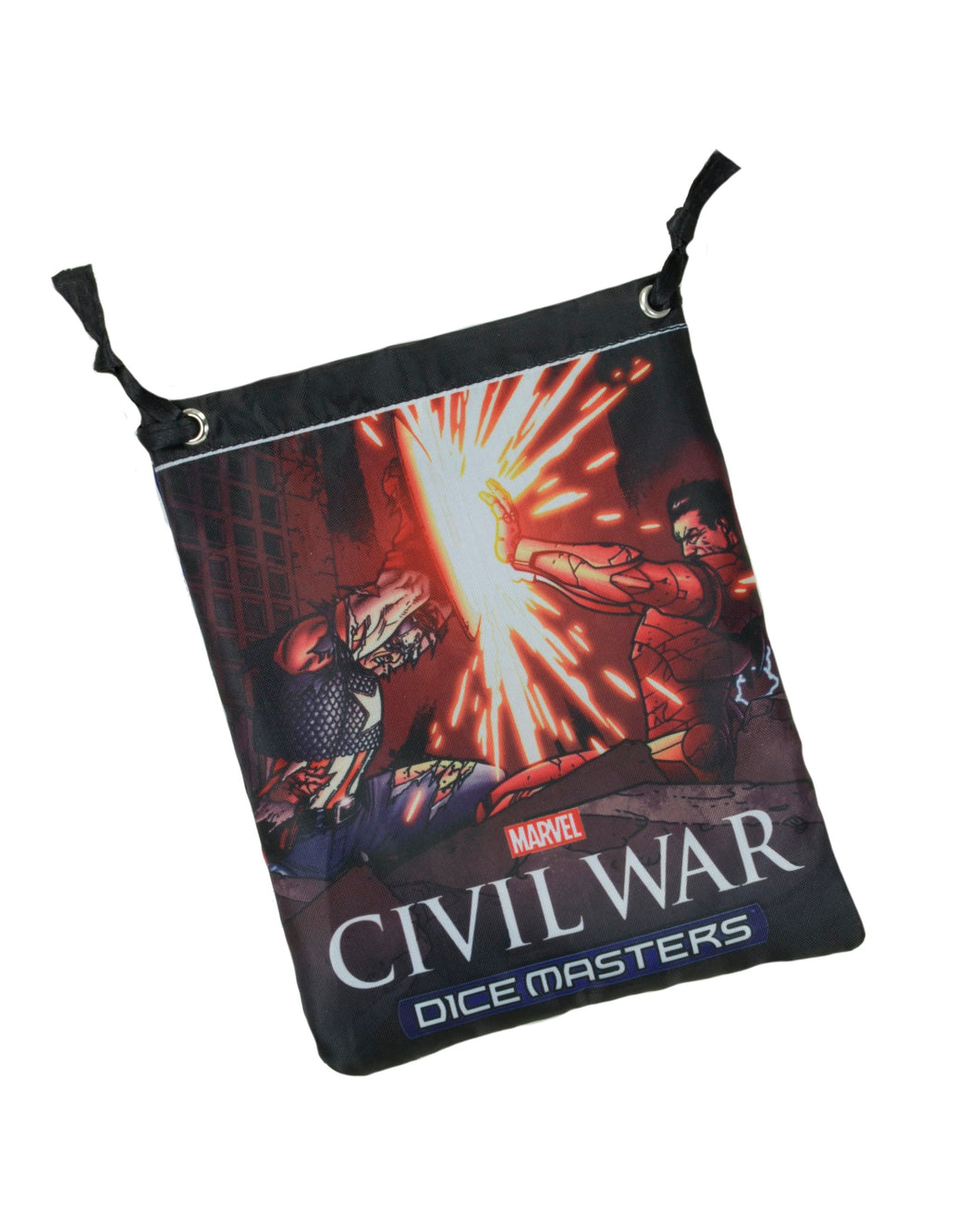 Dice Masters - Civil War Dice Bag (Captain America / Iron Man)