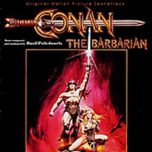 Conan the Barbarian: Original Soundtrack Album (vinyl)