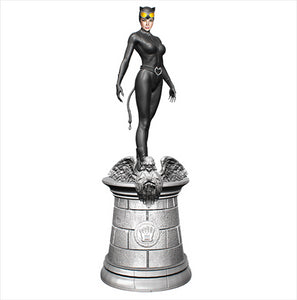 DC Chess Collection #5 Catwoman (White Queen)