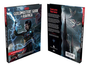 Dungeons And Dragons RPG: Guildmaster's Guide to Ravnica
