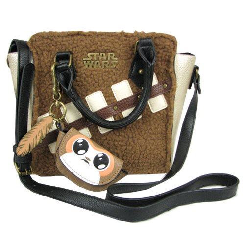 Star Wars: The Last Jedi Chewie and Porg Mini Brief Handbag