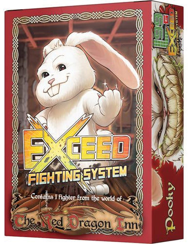 Exceed: Red Dragon Inn's Pooky Expansion Pack