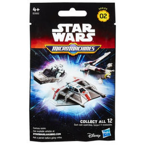 Star Wars: Micro Machines Series 2 - Vehicle Mystery Bag