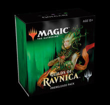Load image into Gallery viewer, Magic the Gathering: Guilds of Ravnica Prerelease Kit