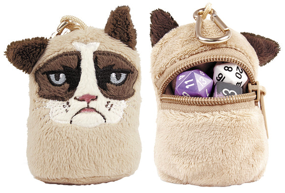 Grumpy Cat Mini Dice & Token Pouch