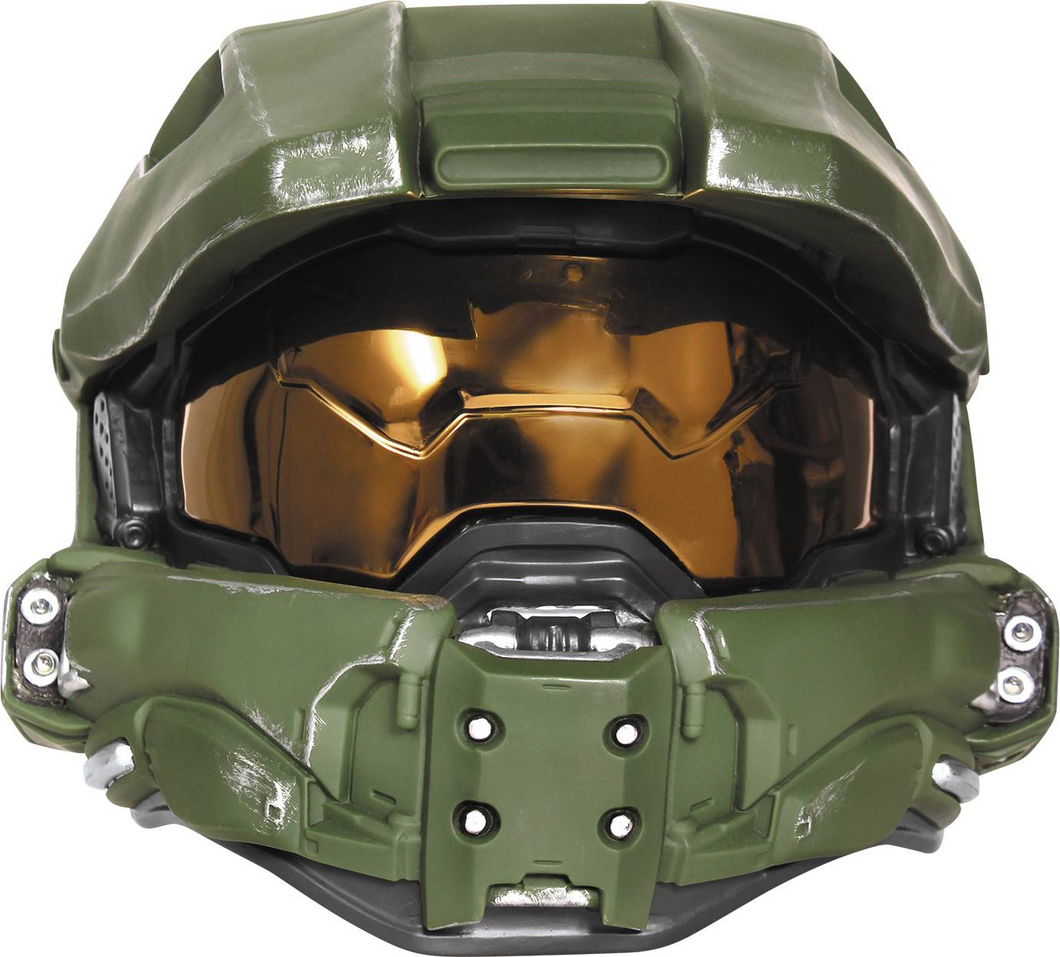 Halo Master Chief Adult Light-up Deluxe Helmet