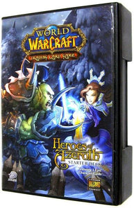 World of Warcraft Heroes of Azeroth Starter Deck