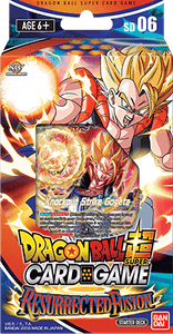 Dragon Ball Super Starter Resurrected Fusion - SD06