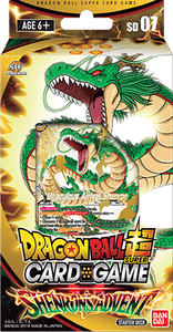 Dragon Ball Super Starter Shenron's Advent - SD07
