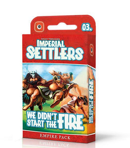 Imperial Settlers: We Didn't Start The Fire - Empire Pack