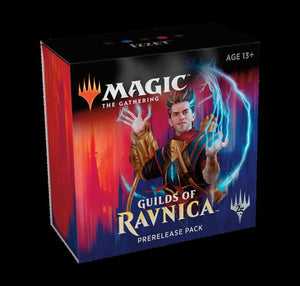 Magic the Gathering: Guilds of Ravnica Prerelease Kit