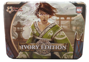 Legend Of The Five Rings Ccg: Ivory Edition Booster Display