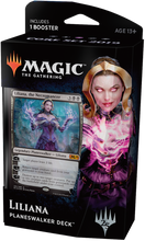 Load image into Gallery viewer, Magic The Gathering: Core 2019 Planeswalker Deck - Liliana