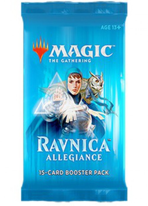 Magic the Gathering: Ravnica Allegiance Booster Pack
