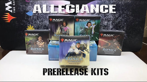 Magic the Gathering: Ravnica Allegiance Pre-Release Kit