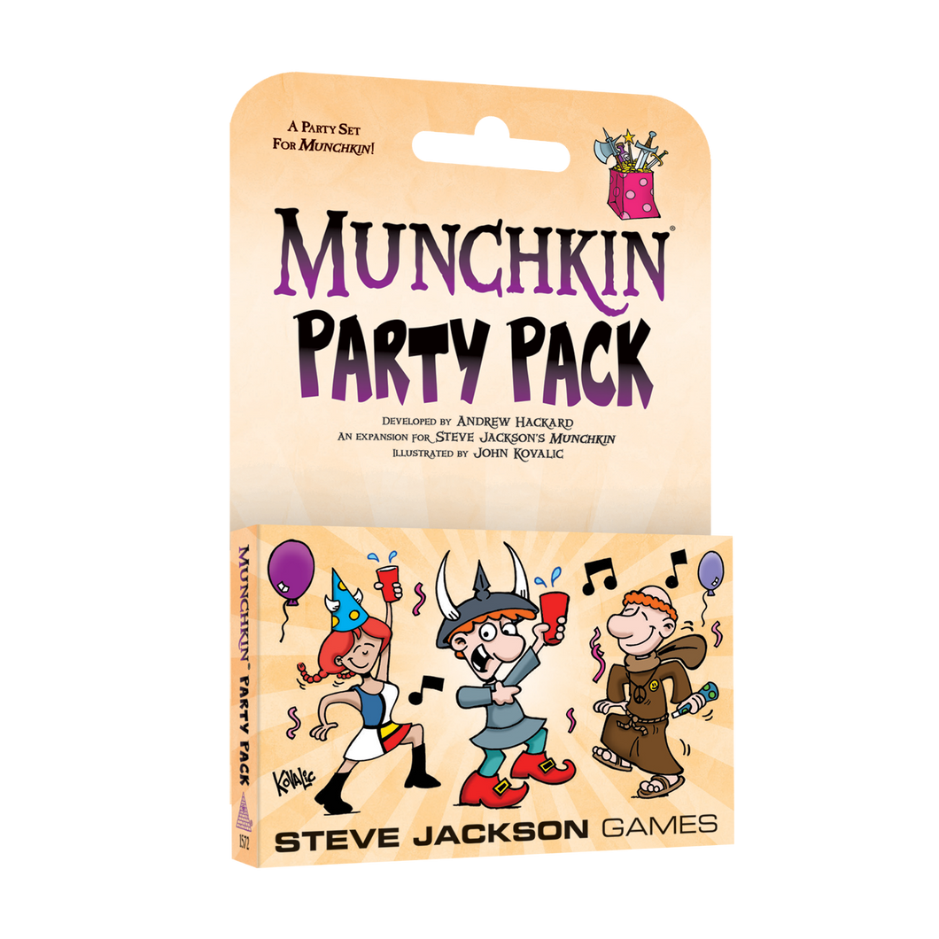 Munchkin Party Pack
