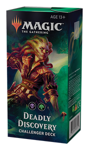 Magic the Gathering: Challenger Deck - Deadly Discovery