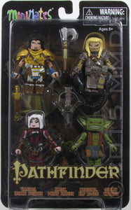 Minimates: Pathfinder - Box Set