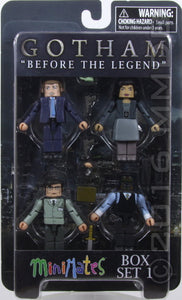 Minimates: Gotham Series 1 - Box Set