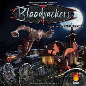 Bloodsuckers: Fight for the Soul of Blackwood