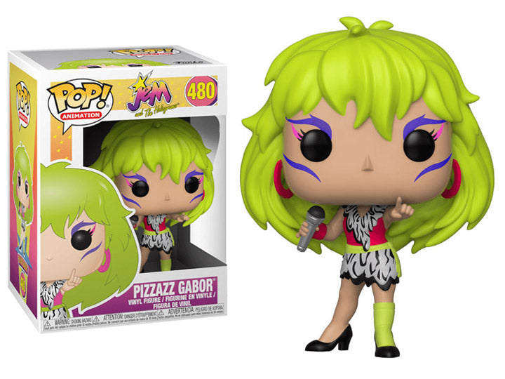 Pop! Animation: Jem and the Holograms - Pizzazz Gabor