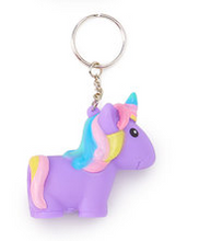 Load image into Gallery viewer, Poo-Poo Animal Keychain