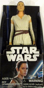 "Star Wars 6"" Action Figure - Rey (Starkiller Base)"