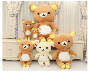 Rilakkuma Gray Sea Otter Plush