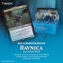 Load image into Gallery viewer, Magic the Gathering: Ravnica Allegiance Booster Box