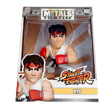 "Street Fighter Metals 4"" Classic Figure - Ryu"